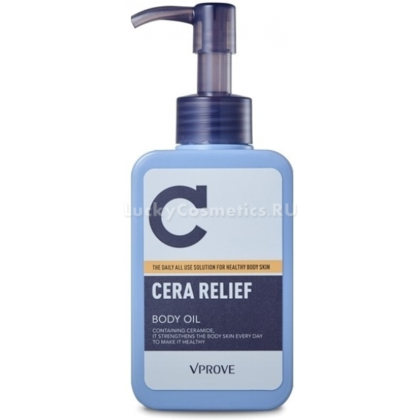 Купить Vprove Cera Relief All Use Body Oil