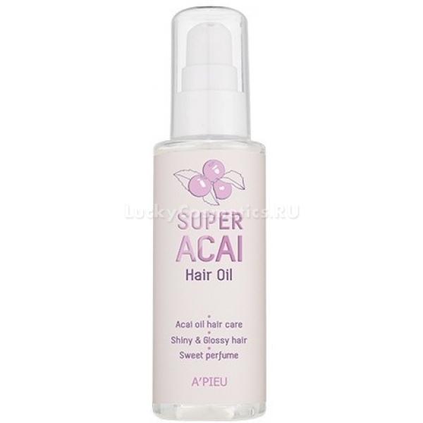 Купить APIEU Super Acai Hair Oil, A'Pieu