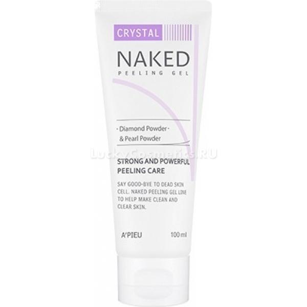 Купить APieu Naked Peeling Gel Crystal, A'Pieu