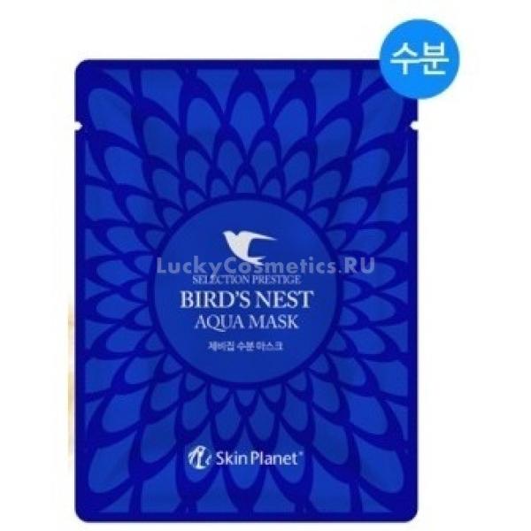 Купить Mijin Skin Planet Bird Nest Aqua Mask, Mijin Cosmetics