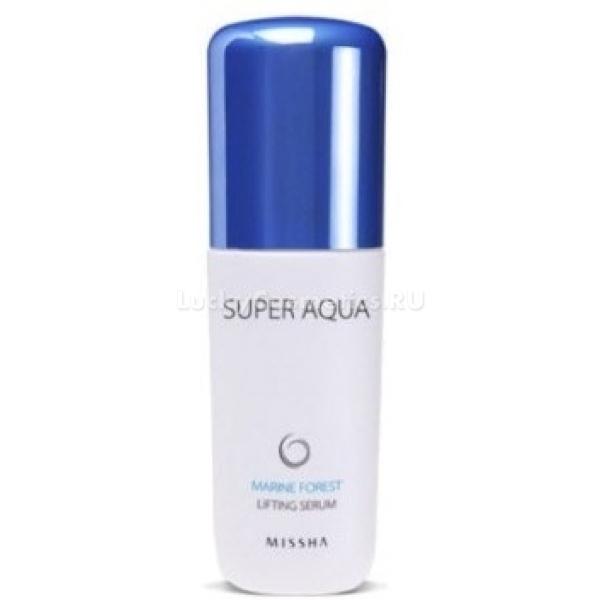 Missha Super Aqua Marine Forest Lifting Serum -  Для лица