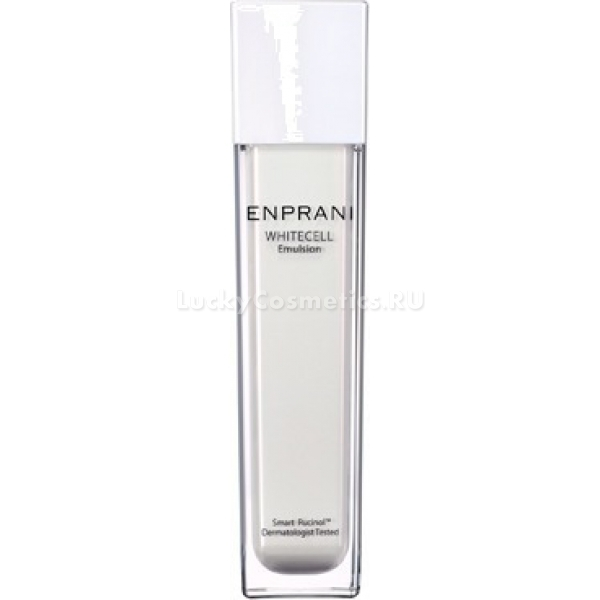 Enprani Whitecell Emulsion -  Для лица