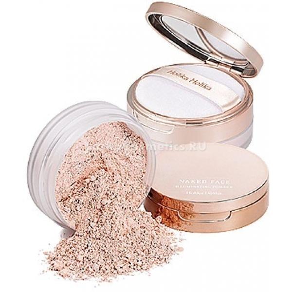 Holika Holika Naked Face Iluminating Powder