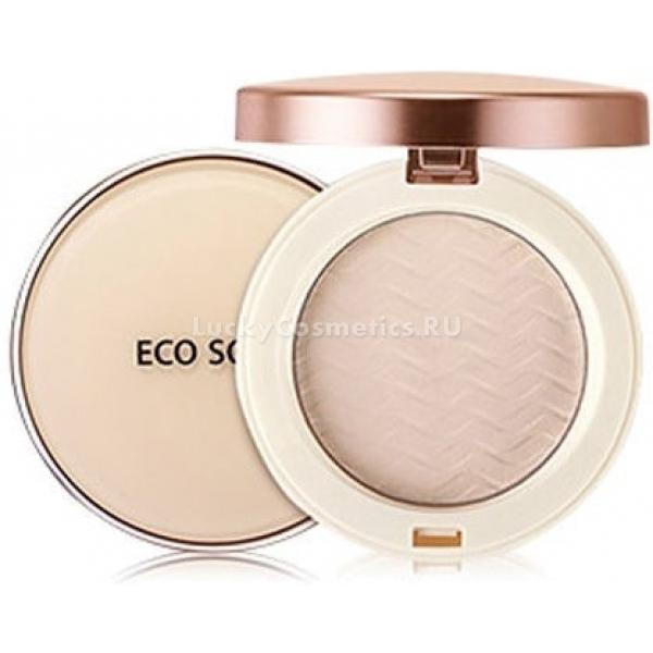 The Saem Eco Soul Spau Skin Finish SPF PA -  BB/CC кремы