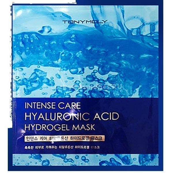 Купить Tony Moly Intense Care Hyaluronic Acid HydroGel Mask