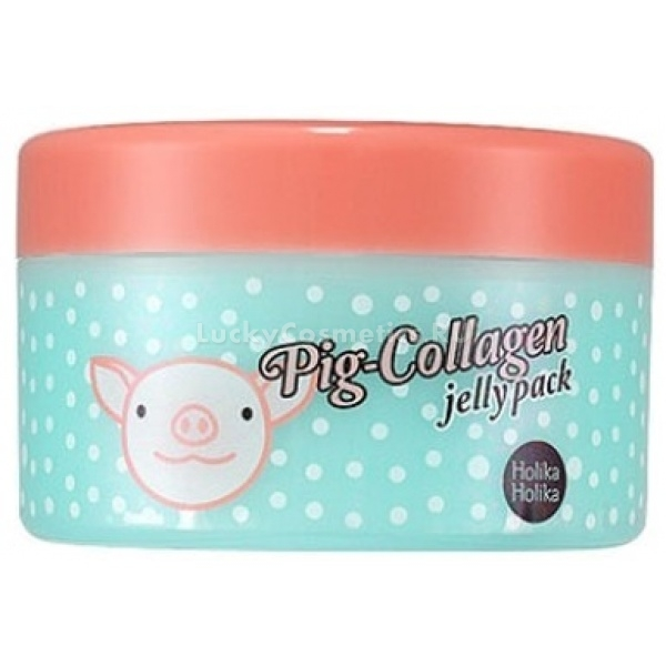 Holika Holika PigCollagen Jelly Pack -  Для лица