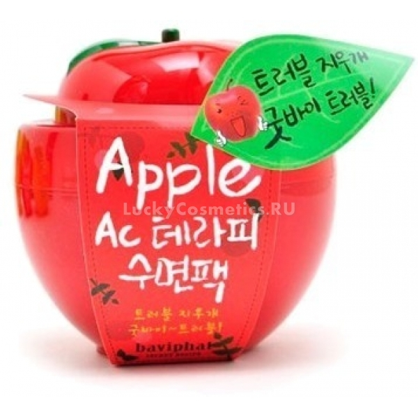 Baviphat Apple AC Therapy Sleeping Pack -  Для лица
