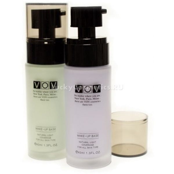 VOV Make Up Base -  Макияж