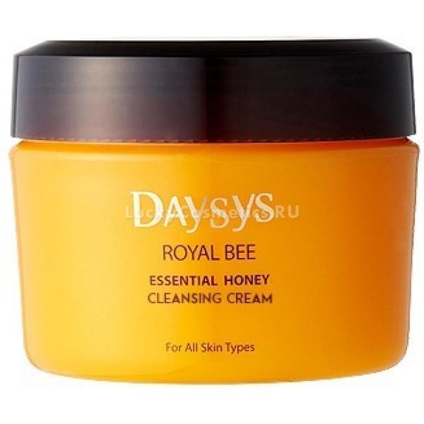 Enprani Daysys Royal Bee Cleansing CreamКрем для полноценного очищения кожи от загрязнений и декоративной косметики, в том числе стойкого ББ крема от Enprani - лучшее средство для вашей кожи. Он превосходно справляется с этой наиважнейшей задачей, притом отлично заботится о состоянии кожи. Содержит медовый экстракт - источник питательных компонентов. Он питает все слои эпидермиса, насыщая их витаминами, тонизирует и способствует максимально быстрой регенерации тканей. Клетки под воздействием меда быстрее восстанавливаются, правильно функционирует обмен веществ, в них лучше сохраняется влага. Мед превосходно борется с микробами и вирусами, мешающими правильной работе клеток, улучшает кроветворение, устраняет шелушения и воспаления. Также он помогает приостановить увядание кожи, стимулирует разглаживание морщин, предотвращает ощущение стянутости. Крем бережно очищает, тонизирует и защищает кожу, оздоравливает ее изнутри и преображает снаружи.Объём: 250 млСпособ применения:Нанести немного крема на кожу, помассировать, затем удалить вместе с загрязнениями и остатками макияжа. Умыть лицо водой.<br>