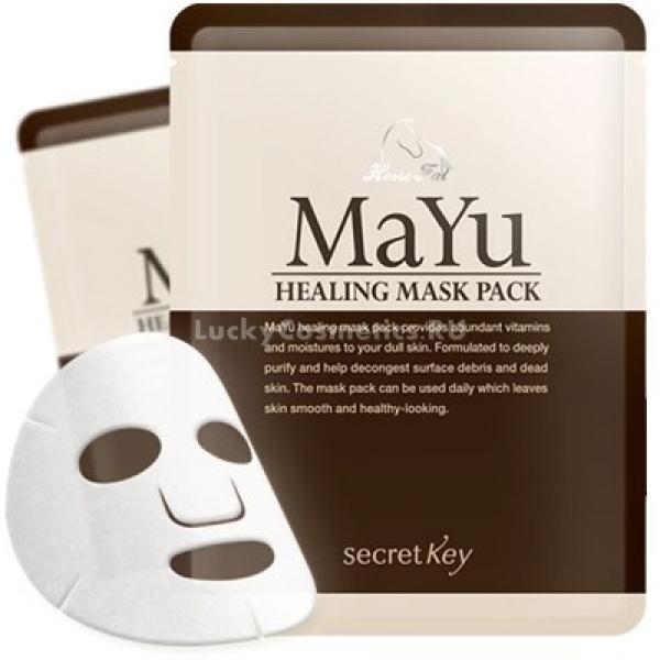 Купить Secret Key Mayu Healing Mask Pack