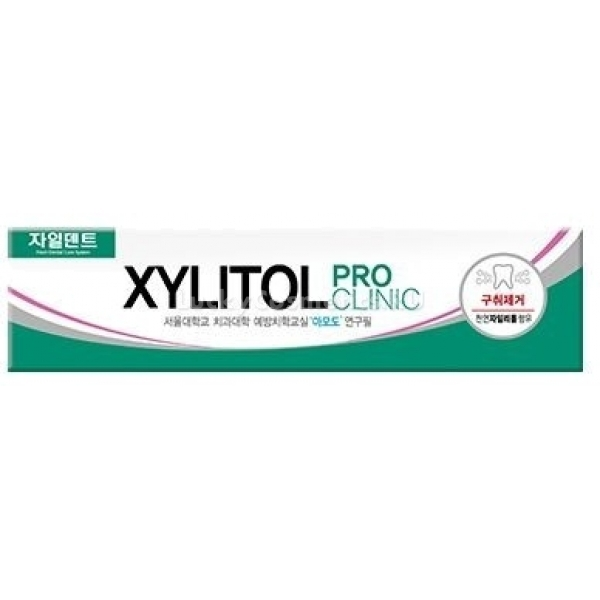 Купить C Mukunghwa Xylitol Pro Clinic herb fragrant green color