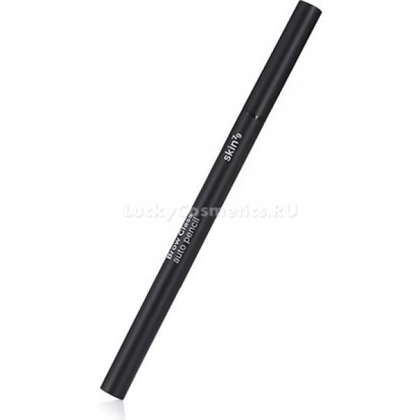 Skin Brow Class Auto PencilКорейская компания Skin79 предлагает шикарный карандаш, при помощи которого каждая современная женщина сможет &amp;laquo;нарисовать&amp;raquo; идеальные брови. Как известно, именно эта часть макияжа помогает завершить образ и выгодно расставить на лице акценты.<br><br>Стержень карандаша выдвигается автоматически, не нуждается в заточке. Он достаточно тонок, что обеспечивает максимально естественное и аккуратное нанесение пигмента. Карандаш не царапает кожу, не травмирует ее. Даже не будучи профессионалом, вы сможете откорректировать форму бровных линий, вернуть им ухоженный вид, придать выразительности и яркости.<br><br>Обратная сторона карандаша оснащена удобной щеточкой средней жесткости, предназначенной для растушевки цвета. С ней ваши брови не будут выглядеть грубо.<br><br>Как заявляет производитель, карандаш отличается невероятной стойкостью. Ваши новые элегантные брови гарантированно не поплывут и останутся в неизменном виде до конца дня. Продукт подходит для обладательниц нежной кожи, склонной к аллергии. Безопасная формула косметического средства исключает появление раздражений.<br><br>&amp;nbsp;<br><br>Объём: 0,2 г<br><br>&amp;nbsp;<br><br>Способ применения:<br><br>Выкрутите грифель карандаша на необходимую длину. Небольшими штришками откорректируйте форму бровей, а также &amp;laquo;заполните&amp;raquo; пространство между волосками. Для придания бровям натуральности растушуйте линии щеточкой, аккуратно расчесывая волоски.<br>