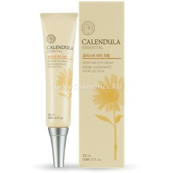 Купить The Face Shop alendula Essencial Moisture Eyecream