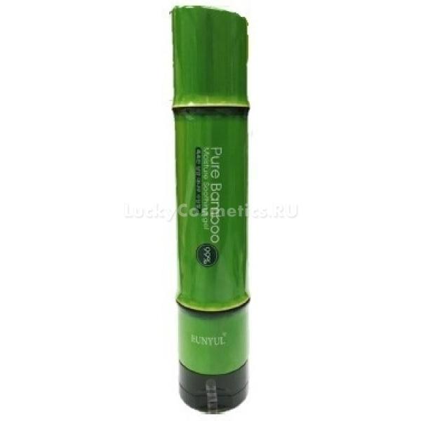 Успокаивающий бамбуковый гель для лица и тела Eunyul Pure Bamboo Moisture Soothing GelЭкстракт бамбука, вечно зеленого растения из жарких тропиков, входит в список самых полезных веществ в мире. Бамбук на 90% состоит из воды и широко используется в косметических целях для увлажнения обезвоженной кожи. Успокаивающий бамбуковый гель Bamboo Moisture вобрал в себя самые лучшие свойства этого растения и является одним из самых многофункциональных и универсальных ухаживающих средств на современном косметическом рынке. Гель с экстрактом бамбука Eunyul Pure идеально подойдет как женщинам, так и мужчинам, и впишется в уход как за зрелой, так и за юной кожей. Его ультралегкая текстура мгновенно впитывается и создает невидимый защитный барьер, благодаря которому ускоряется заживление микроранок, снимаются покраснения от ожогов, удерживается влага. Регулярное использование этого продукта поможет избавиться от дряблости и отечности, а также уменьшить выраженность морщин и купероза. Успокаивающий гель Soothing Gel не содержит в своем составе парабенов, искусственных красителей и отдушек. Он подойдет даже чувствительной коже, склонной к появлению аллергических реакций. Спектр применения разнообразен, начиная от увлажняющего дневного ухода и заканчивая SOS-средством при солнечных ожогах.Объём: 300 мл.Способ применения:Нанести тонким слоем на кожу лица или тела, руки, кончики волос. Можно использовать под макияж, увлажняющий крем, маску, успокаивающее средство после бритья или эпиляции.<br>