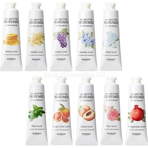 Купить SkinFood Shea Butter Perfumed Hand Cream