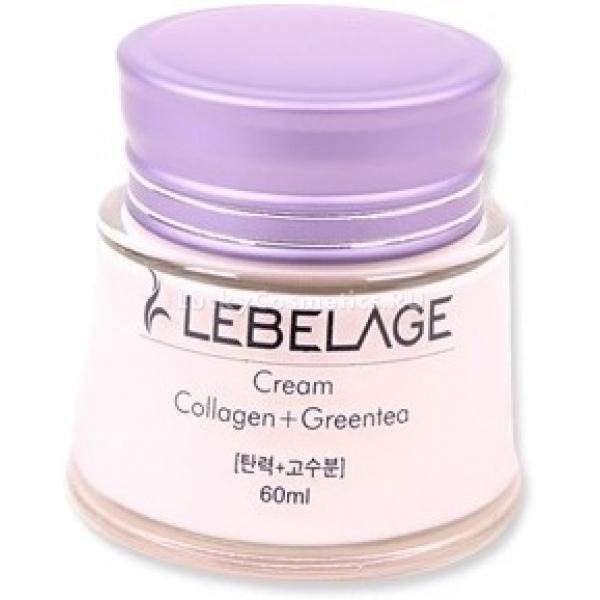 Lebelage Collagen  Green Tea Moisture Cream