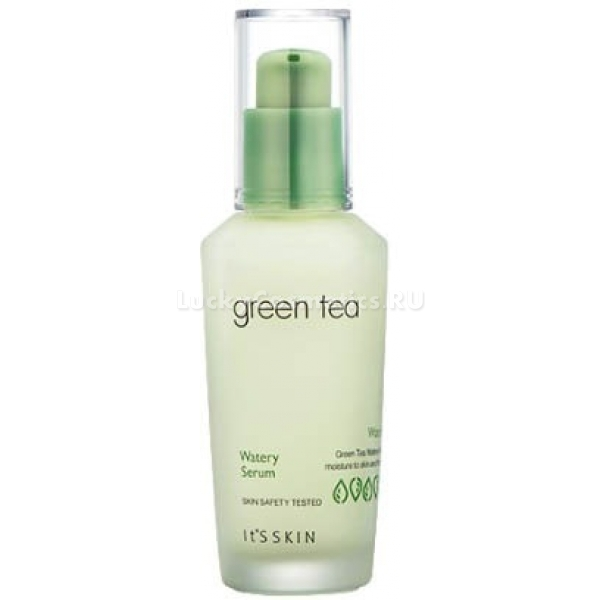 Its Skin Green Tea Watery Serum -  Для лица