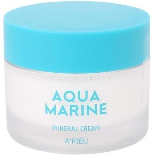 Купить APieu Aqua Marine Mineral Cream, A'Pieu