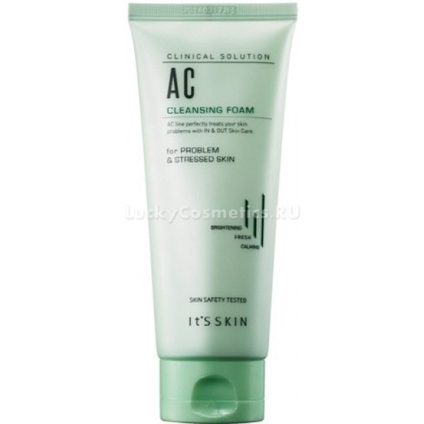 Its Skin Clinical Solution AC Cleansing Foam