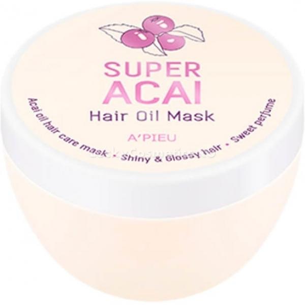 Купить Apieu Super Acai Hair Oil Mask, A'Pieu