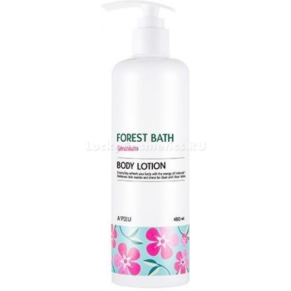 Купить APieu Forest Bath Body Lotion, A'Pieu