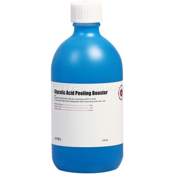 Купить APieu Glycolic Acid Peeling Booster, A'Pieu