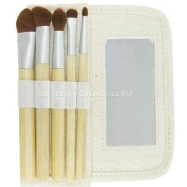 EcoTools Bamboo  Piece Eye Brush Set