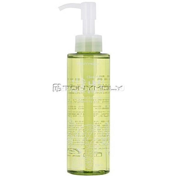 Tony Moly Clean Dew Cleansing Oil Apple Mint -  Для лица -  Очищение