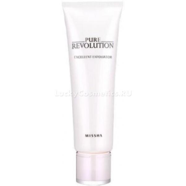 Missha Pure Revolution Exellent Exfoliater