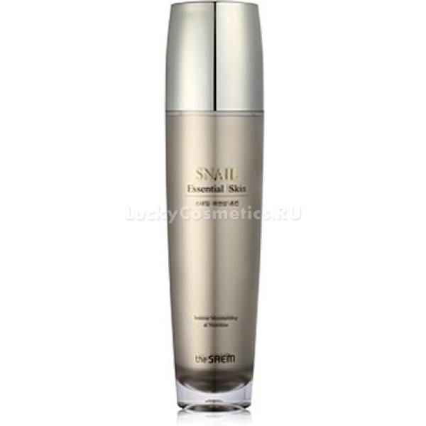 The Saem Snail Essential Skin -  Улиточная косметика