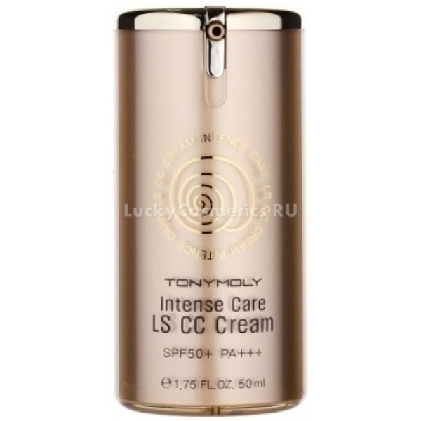 CC   Tony Moly Intense Care LS CC Cream