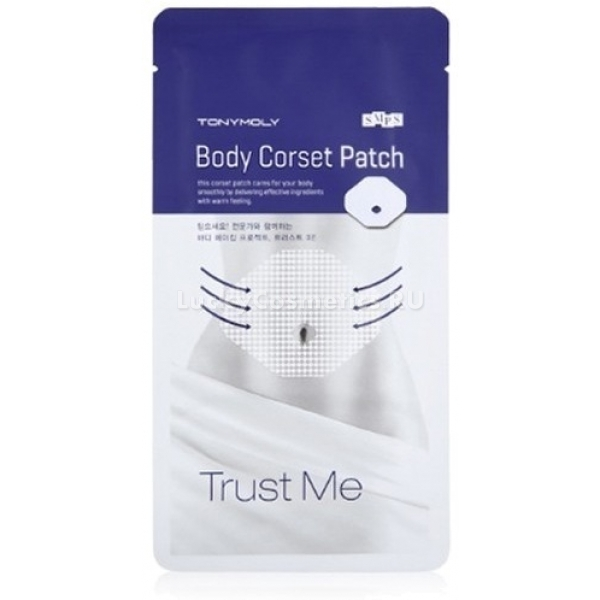 Пластырь для коррекции тела Tony Moly Trust Me Body Corset Patch