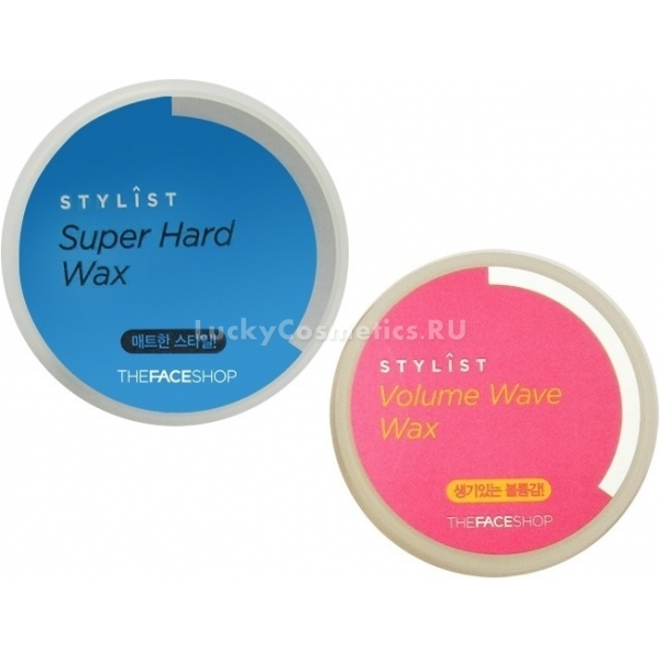 The Face Shop Stylist Hair Wax
