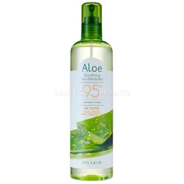 Its Skin Aloe Soothing Face And Body Mist
