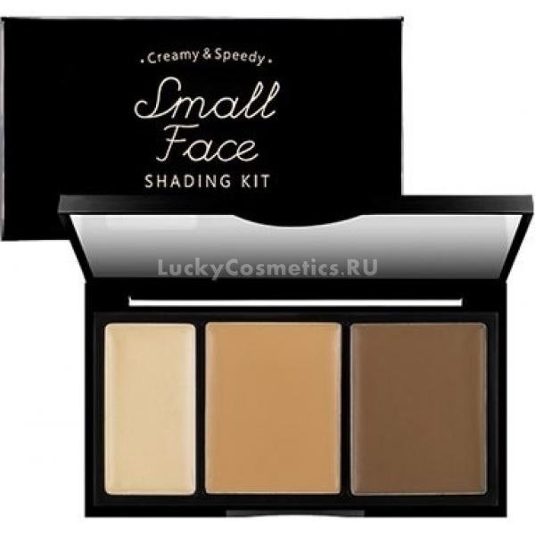 Купить APieu Small Face Shading Kit, A'Pieu