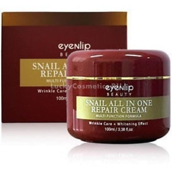 Eyenlip Snail All In One Repair Cream