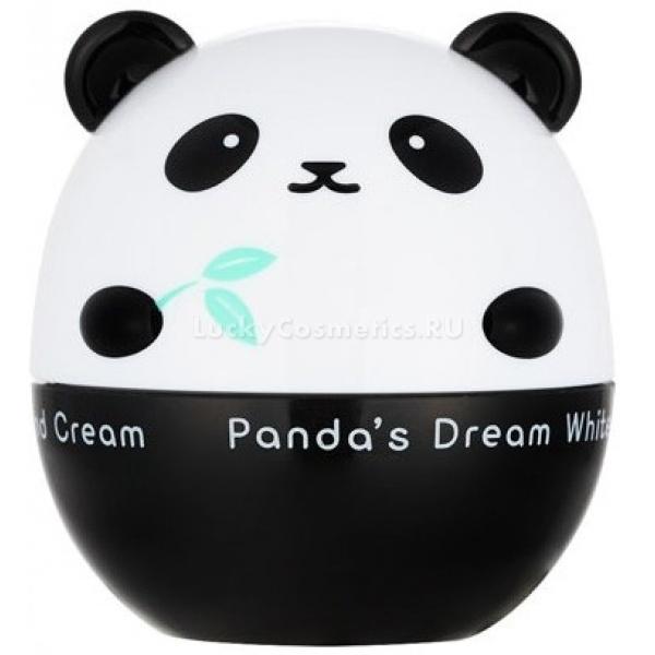 ony oly Pandas Dream White Hand CreamНежный крем для рук в очаровательной упаковке в виде панды &amp;ndash; яркий представитель новой серии ухаживающих средств Panda&amp;#39;s Dream. Он увлажняет кожу, питает ее полезными натуральными компонентами, снимает шелушение и раздражение, делает кожу рук светлой и ухоженной. Крем обладает мягкой текстурой, после нанесения мгновенно впитывается, не образует жирной пленки и чувства липкости.<br><br>Крем для рук Panda&amp;#39;s Dream White эффективно отбеливает кожу, глубоко ее питает, активно борется с пигментацией и увлажняет ее. В его составе большое количество природных компонентов, таких как:<br><br><br>экстракт меда &amp;ndash; необходим для полноценного смягчения и питания кожи. Это хорошее противовоспалительное средство, оно стимулирует обновление клеток, активно восстанавливает кожу и придает ей естественное сияние.<br>сок бамбука &amp;ndash; отвечает за регенерацию тканей, обладает уникальными заживляющими свойствами. Кроме того, он отлично связывает влагу, увлажняет и смягчает кожу, защищает ее от сухости.<br>ниацинамид &amp;ndash; отвечает за осветление кожи, уменьшает покраснение, борется с пигментацией, улучшает структуру кожи, делает ее сияющей и гладкой.<br>масло ши &amp;ndash; заживляет мелкие ранки и насыщает кожу влагой<br><br><br>Крем не содержит химических красителей и парабенов.<br><br>&amp;nbsp;<br><br>Объём: 30 мл<br><br>&amp;nbsp;<br><br>Способ применения:<br><br>Крем рекомендуется наносить на сухую кожу рук, круговыми, массирующими движениями.<br>