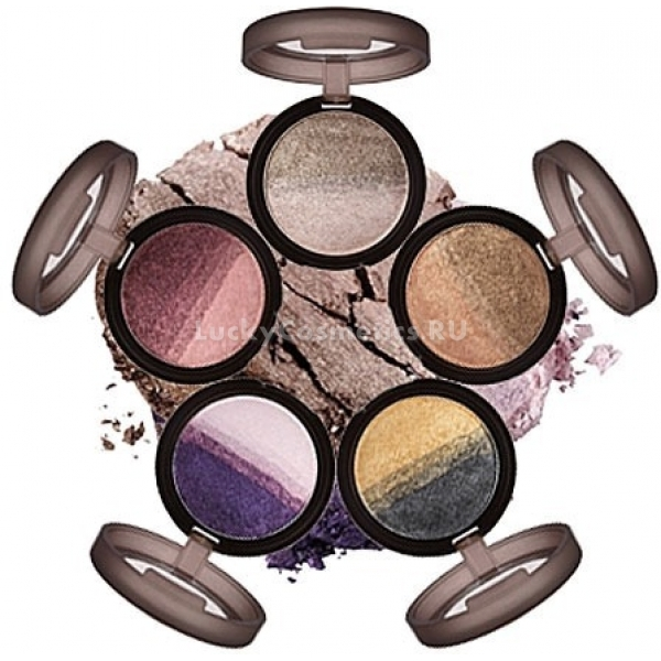 The Saem Eco Soul Gradation Multi Shadow