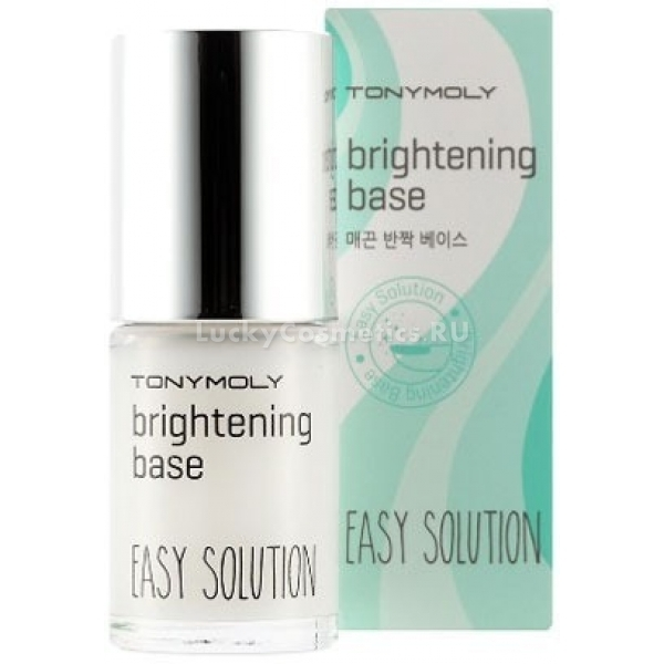 Tony Moly  Easy solution brightening base
