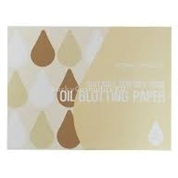 Купить Tony Moly Oil Blotting Paper