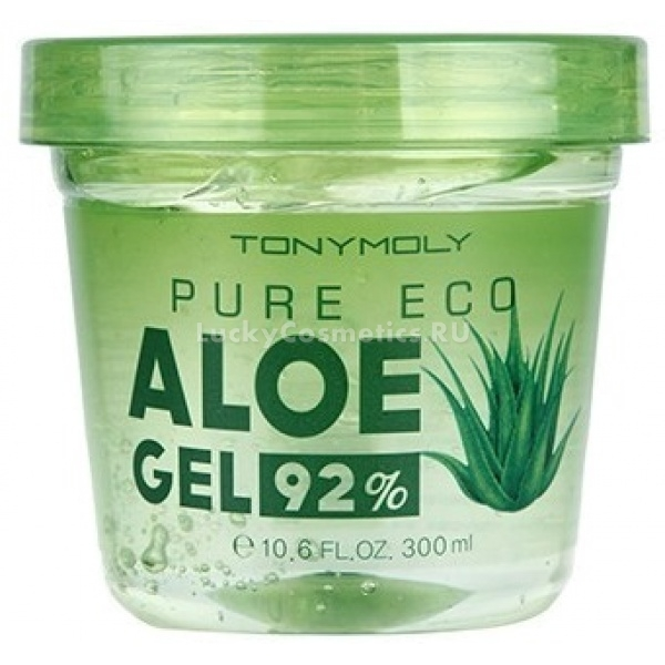 Tony Moly Pure Eco Aloe Gel