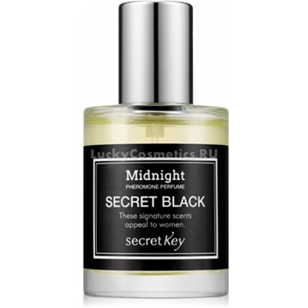 Secret Key Midnight Pheromone Perfume Secret Black