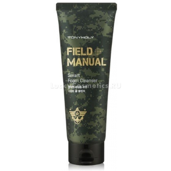 Tony Moly Field Manual Smart Foam Cleanser