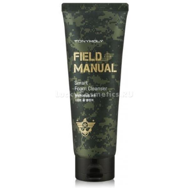 Tony Moly Field Manual Smart Foam Cleanser -  Мужчинам