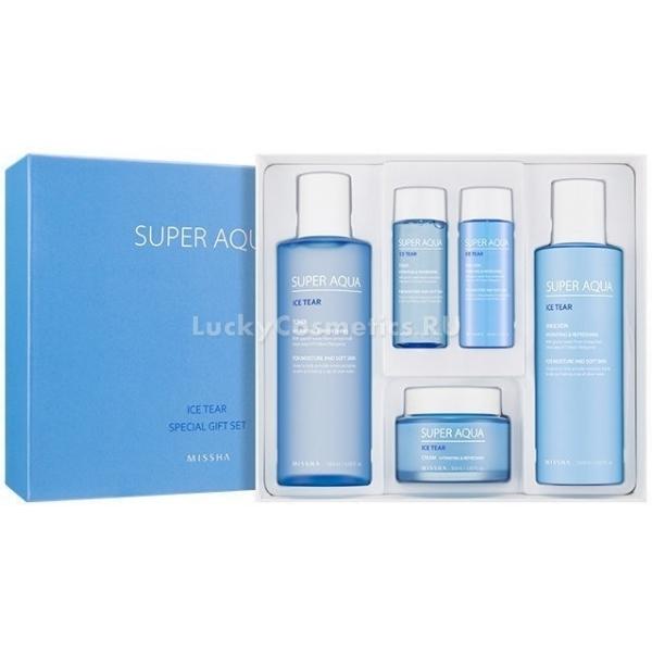 Купить Missha Super Aqua Ice Tear Special Set