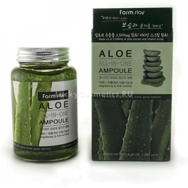 FarmStay Aloe AllIn One Ampoule