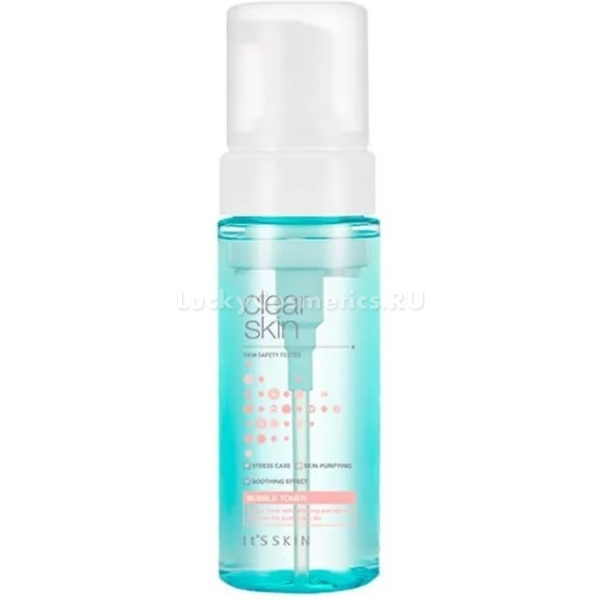 Its Skin Clear Skin Bubble Toner