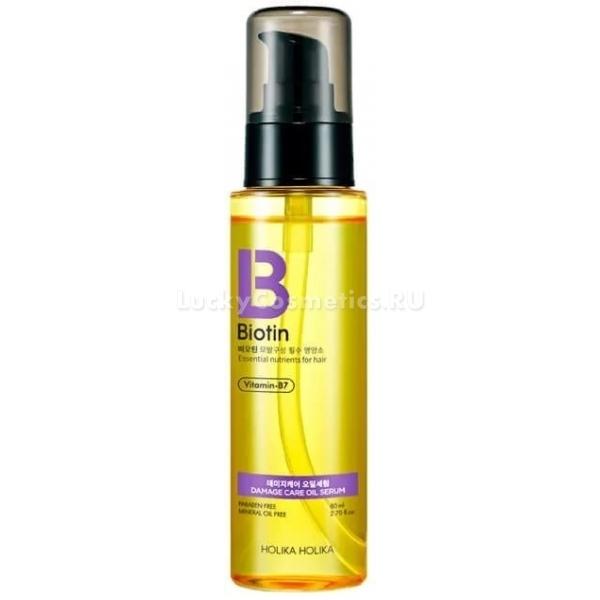 Holika Holika Biotin Damage Care Oil Serum -  Для волос