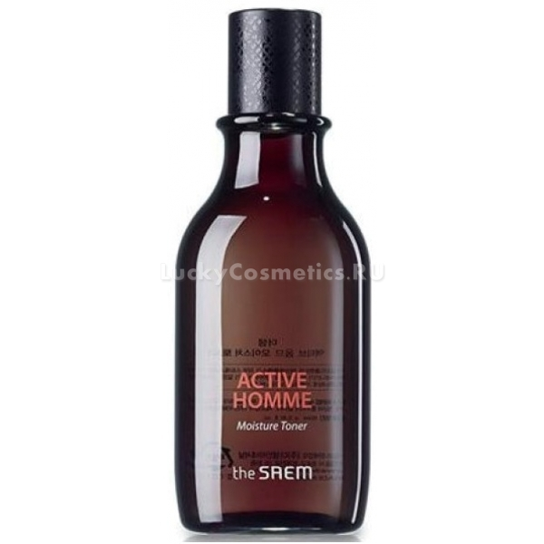 The Saem Active Homme Moisture Toner