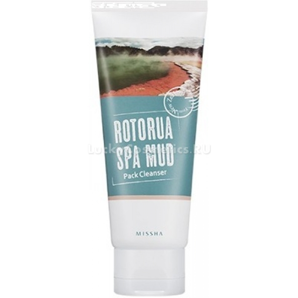 Missha Rotorua Spa Mud Pack CleanserТермальная грязь из городка Роторуа, популярной грязелечебницы в Новой Зеландии, легла в основу превосходной очищающей маски от знаменитого корейского бренда Missha. Этот продукт пользуется огромным спросом у обладательниц жирной и чувствительной кожи, склонной к появлению жирного блеска, подкожников и даже акне.<br>Содержание минералов вулканического происхождения просто зашкаливает – над вашей неотразимостью работают цинк, железо, медь, фосфор, кальций. Целебная грязь быстро находит «общий язык» с расширенными порами и регулирует систему выработки себума, тем самым сохраняя лицо матовым надолго. Натуральные антисептики приостанавливают размножение бактерий, вызывающих прыщи, тем самым предотвращая их появление и подсушивая уже имеющиеся.<br>Для того, чтобы полностью распробовать и понять силу природных даров, маску рекомедуется делать курсом. Регулярное использование повысит иммунитет кожи, ускорит процессы обновления и заживления, а также избавит от рубцов и застойных пятен.<br>Девушки, страдающие от мелких подкожников, заметят разительные перемены к лучшему довольно быстро, ведь за счет улучшения микроциркуляции и своевременного выведения токсинов, старые проблемы исчезнут без следа.Объём: 100 мл.Способ применения:Очистите кожу от макияжа и кожного жира, нанести маску тонким слоем, обходя область вокруг глаз и губ. Через пару минут, когда маска подсохнет, слегка смочите ее водой и помассируйте лицо, отшелушивая омертвевшие клетки. Умойтесь прохладной водой и нанесите крем.<br>